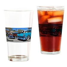 Bohuff W/2customs Drinking Glass