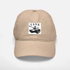 Patton Tank Baseball Baseball Cap