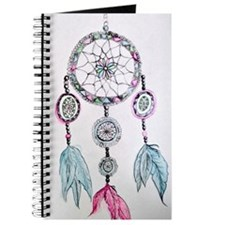 Watercolor Dreamcatcher Journal