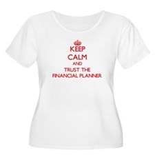 Keep Calm and Trust the Financial Planner Plus Siz