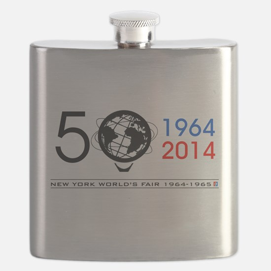 The Unisphere turns 50! Flask
