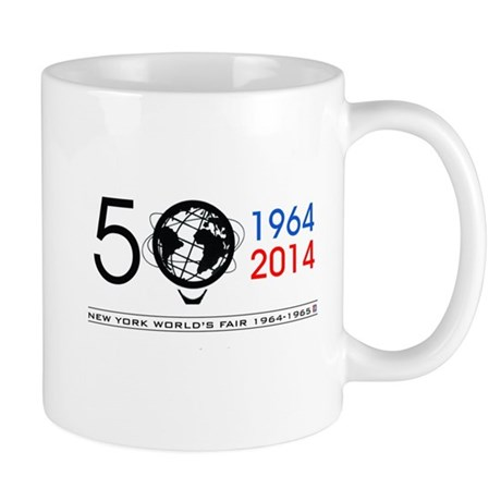 The Unisphere turns 50! Mugs