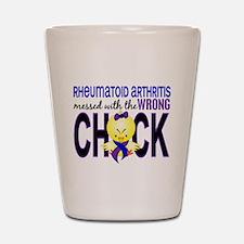 RA Wrong Chick 1 Shot Glass