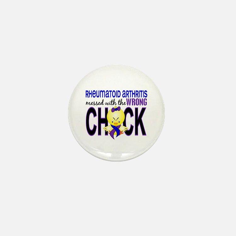 RA Wrong Chick 1 Mini Button
