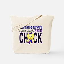 RA Wrong Chick 1 Tote Bag