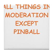 pinball Tile Coaster