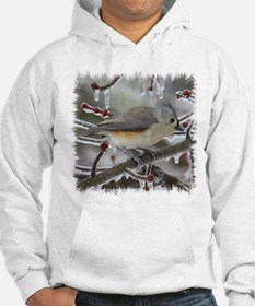 Tufted Titmouse Hoodie