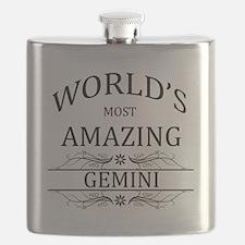 World's Most Amazing Gemini Flask