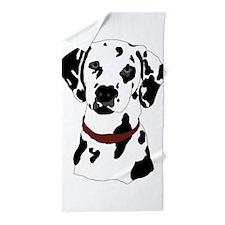 Dalmatian Beach Towel