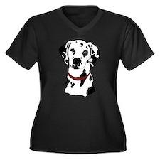 Dalmatian Plus Size T-Shirt