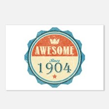 Awesome Since 1904 Postcards (Package of 8)