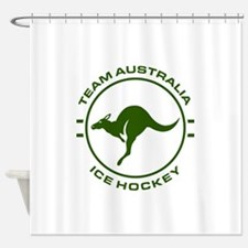 Team Australia Ice Hockey Travel Stamp Light Showe