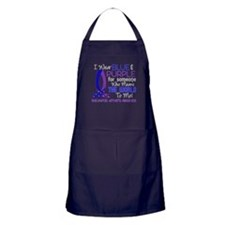 RA Means World to Me 1 Apron (dark)