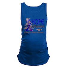 RA Hope Matters 3 Maternity Tank Top