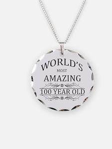 World's Most Amazing 100 Yea Necklace