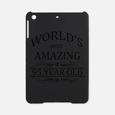 World's Most Amazing 95 Year Old iPad Mini Case