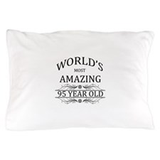 World's Most Amazing 95 Year Old Pillow Case