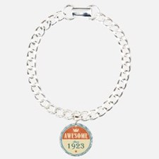 Awesome Since 1923 Bracelet