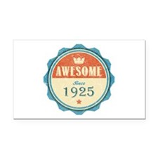Awesome Since 1925 Rectangle Car Magnet