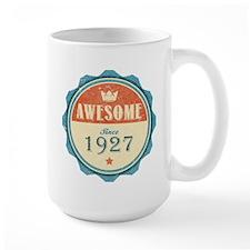 Awesome Since 1927 Mug