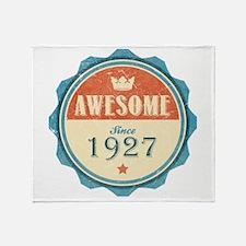 Awesome Since 1927 Stadium Blanket