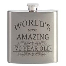 World's Most Amazing 70 Year Old Flask