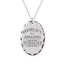 World's Most Amazing 70 Year O Necklace