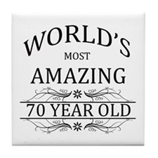 World's Most Amazing 70 Year Old Tile Coaster