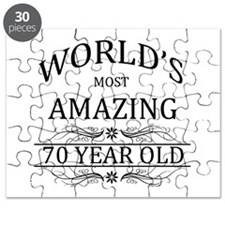 World's Most Amazing 70 Year Old Puzzle