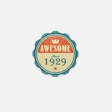 Awesome Since 1929 Mini Button