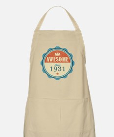 Awesome Since 1931 Apron