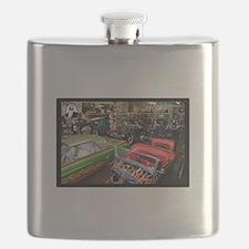 Bo Huff Museum Flask