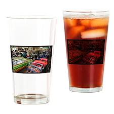 Bo Huff Museum Drinking Glass