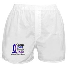 RA Courage Faith 1 Boxer Shorts