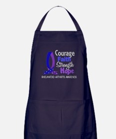 RA Courage Faith 1 Apron (dark)