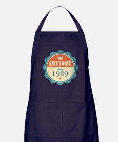Awesome Since 1939 Dark Apron