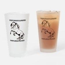 FHS Drinking Glass
