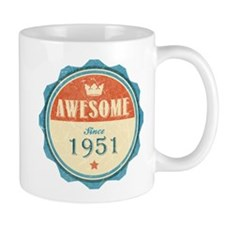 Awesome Since 1951 Mug