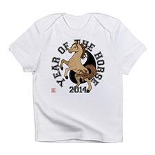 YTH14tan Infant T-Shirt