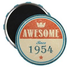 Awesome Since 1954 Magnet