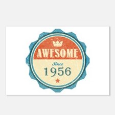 Awesome Since 1956 Postcards (Package of 8)