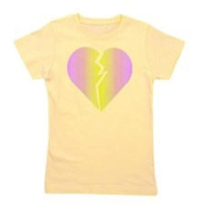 Broken Heart Girl's Tee