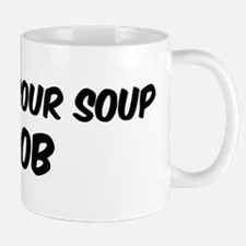 Hot And Sour Soup Mug