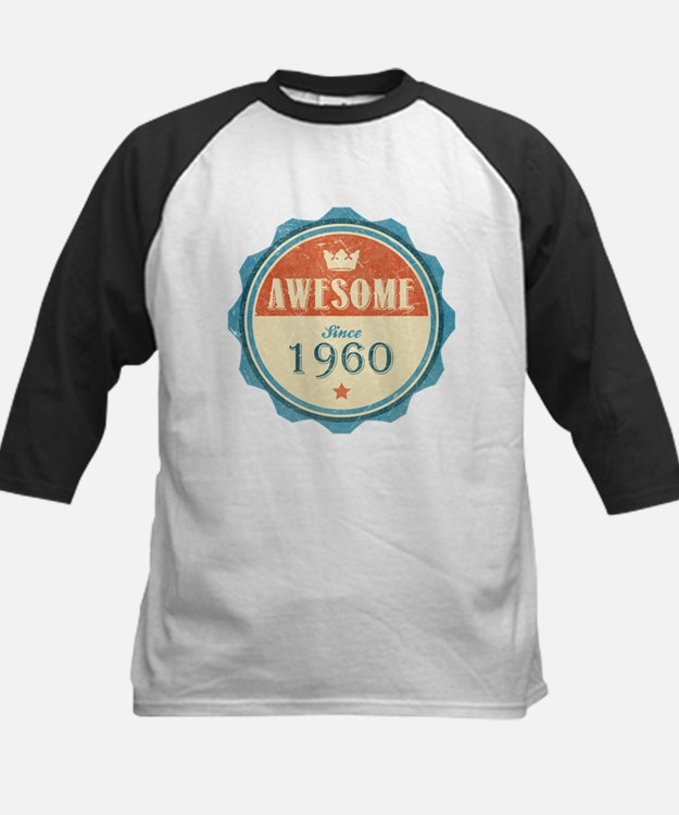 Awesome Since 1960 Tee