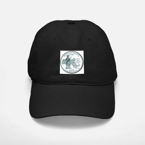 Massachusetts State Quarter Baseball Hat