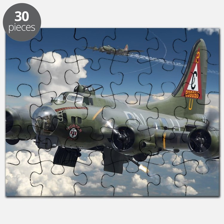 B-17 SUPERFORTRESS Puzzle