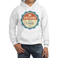 Awesome Since 1968 Hoodie