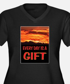 GIFT Plus Size T-Shirt