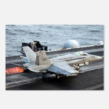 F-18 TAKE-OFF Postcards (Package of 8)