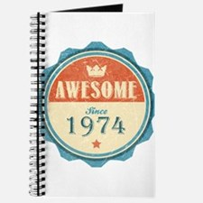 Awesome Since 1974 Journal